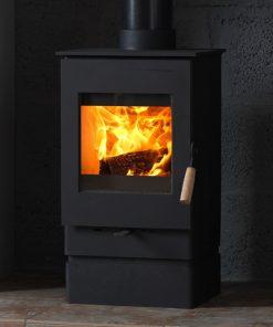 Burley Owston Wood Burner | Hot Box Stoves