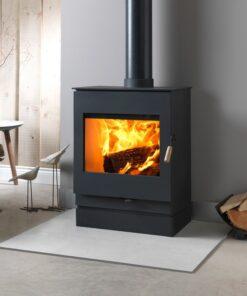 Burley Swithland Wood Burning Stove | Hot Box Stoves