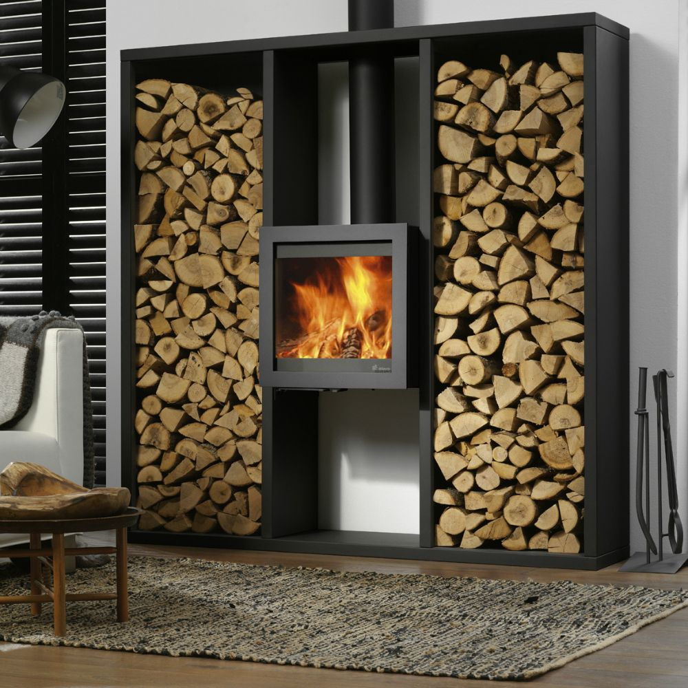 Phenomenal Dik Geurts Bora Wall Wood Stove 4Kw Best Image Libraries Counlowcountryjoecom