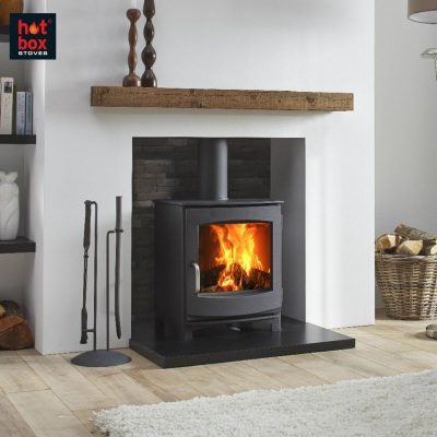 Dik Geurts IVAR 5 | Wood Burning Stove