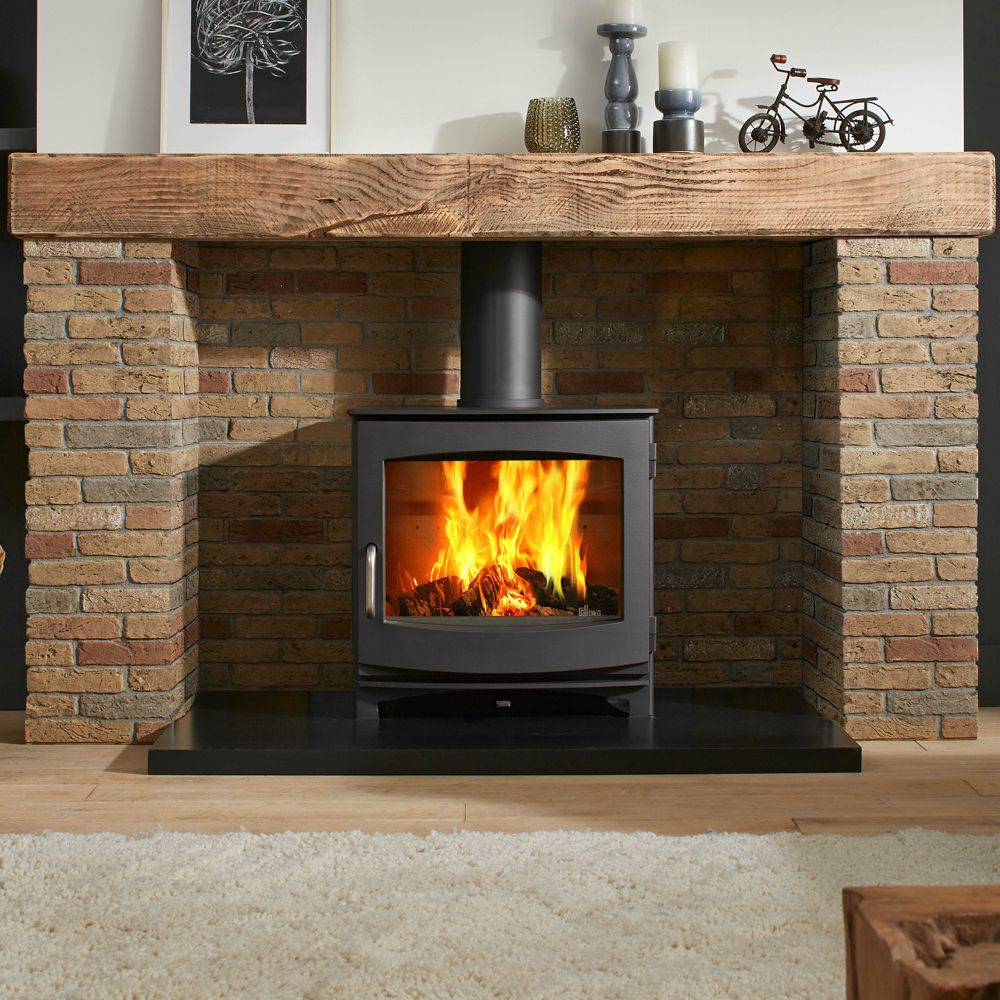 Dik Geurts Ivar 8 Wood Burning Stove Order Online From Hot Box Stoves