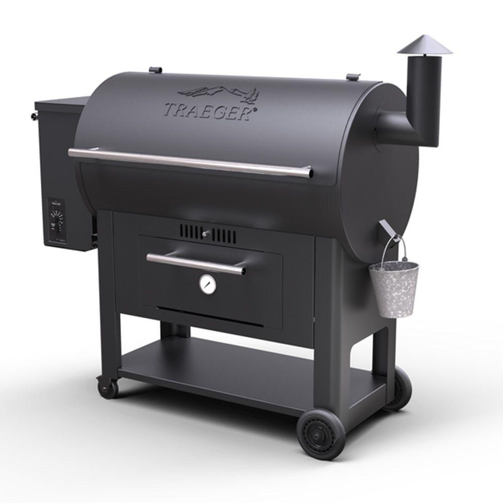Order TRAEGER Pellet Grill Century Series 34 from Hot Box ...