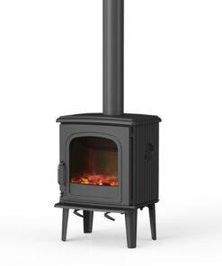 DRU 55 Wood Burning Stove