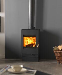 Burley Bradgate Wood Burner | Hot Box Stoves