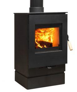 Burley Launde Wood Burner