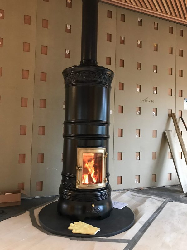 La Castellamonte Stove Installation Hotbox Stoves Ltd