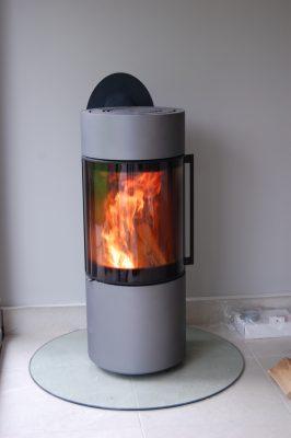 wood burning or multifuel stove