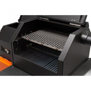 Yoder Smoker YS480 Competition Grill